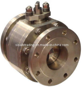 Bare Stem Stainless Steel Ball Valve pictures & photos