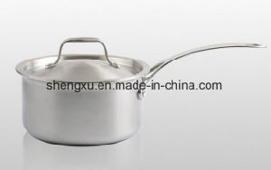 18/10 Stainless Steel Cookware Chinese Milk Pan (SX--S16-1) pictures & photos