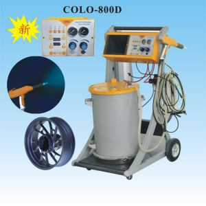 Electrostatic Manual Powder Painting Coat Equipment pictures & photos