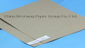 Semi-Chemical Corrugated Fluting Medium Paper pictures & photos