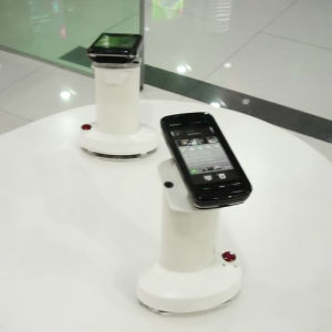 Mobile Display Stand With Pull Box Build Inside (JB-1838A) pictures & photos