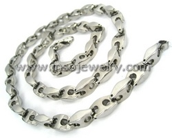 Stainless Steel Necklace (NK4532)