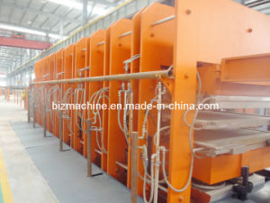 conveyor belt vulcanizing press pictures & photos