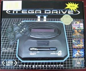 16 Bit TV Game/Video Game Console