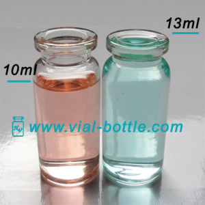 Molded Injection Vials for Antibiotics pictures & photos