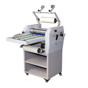 Hot Roll Laminator pictures & photos