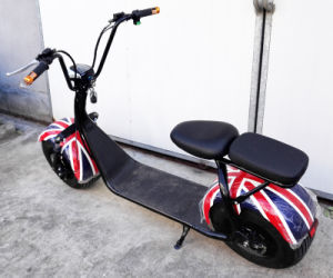 1000W Fat Harley Electric Scooter with Blue Tooth pictures & photos