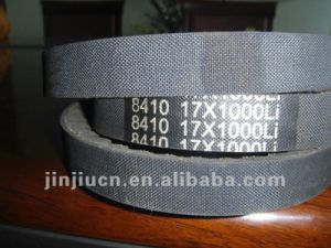 rubber v-belt 4