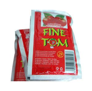 70g Sachet Tomato Sauce of OEM Brand pictures & photos