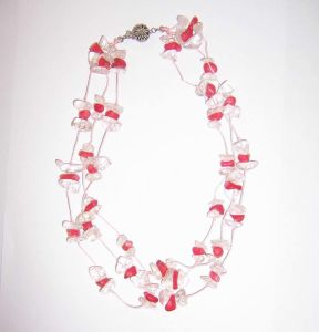Semi Precious Stone Jewelry, Fashion Necklace, Gemstone Necklace <Esb01325> pictures & photos