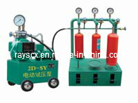 Sng Cylinder Hydraulic Test Pump pictures & photos