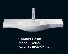 Ceramic Basin (965)