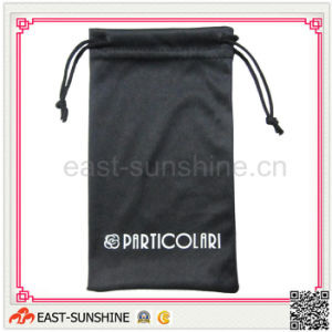 High Quality Screen Printing Microfiber Sunglasses Pouch (DH-M0052) pictures & photos