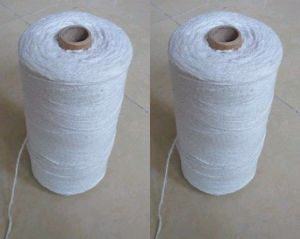 Twisted Fiber Ceramic Yarn with Ss Wire for Insulation pictures & photos