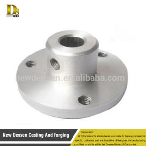 China High Quality Customized Stainless Steel Precision Casting Machinery Part Flange pictures & photos