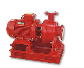 Xbd/Tpw Inline Horizontal High Pressure Fire Pump pictures & photos