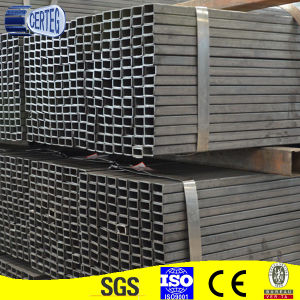 Common Carbon Steel Square and Rectangular Structure Tube (JCR-08) pictures & photos