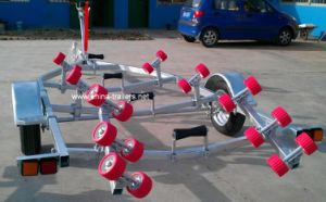 Boat Trailer Tr0228 pictures & photos