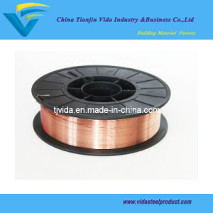 Copper Coated Welding Wire 0.8mm pictures & photos