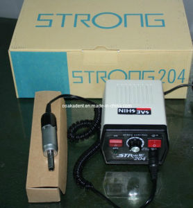 Dental Micro Motor Strong 204+102L From Osakadental (OSA-F048) pictures & photos