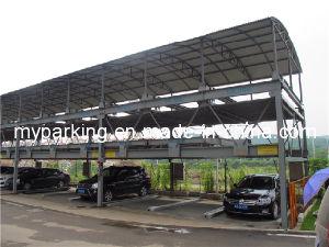 Auto Lift/Sliding Car Parking System