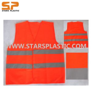 Red Reflective Vests (ST-RV-16) pictures & photos