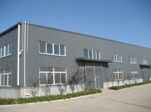Prefabricated Steel Structure Warehou/Workshop/Building pictures & photos