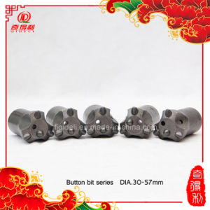 4 Carbide Tips of Button Bits for Mining Working (43mm) pictures & photos