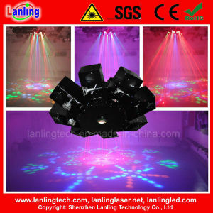 54W 8 Claw Rgbyw LED Laser Curtain (LEN860RR) pictures & photos