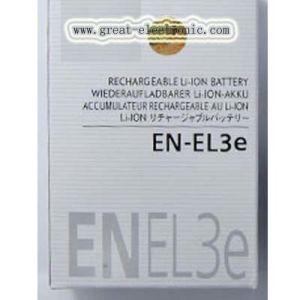 En-EL3e Enel3e Battery for D700 Camera