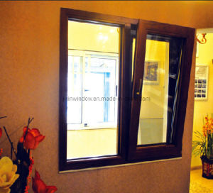 Wood Aluminum Windows