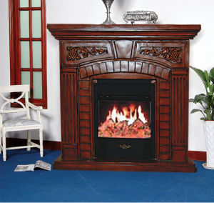 Electric Fireplace/Furniture Decoration (006A) pictures & photos
