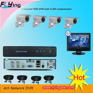 Security Camera System Kit (FA04M10-101W)
