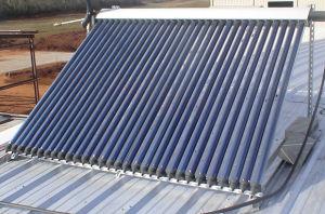 Non-Pressure Vacuum Tube Solar Collector pictures & photos