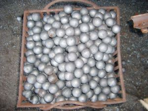 60mn Material High Quality Forged Ball (Dia70mm) pictures & photos