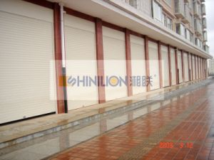 Security Roller Door, Aluminum Rolling Door pictures & photos