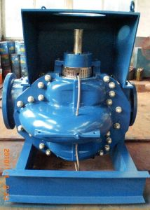 Vertical Split Casing Double Suction Pump with Vertical Motor pictures & photos