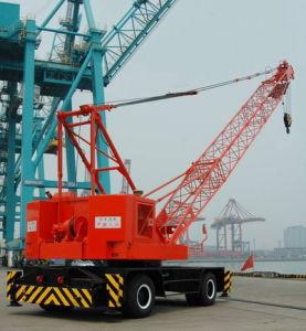 Wheel Harbor Crane, 25 Ton (LY25BT)