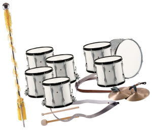 7-PC Marching Drum Set pictures & photos