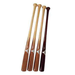 High Quality Red Wood Baseball Bat (B06201) pictures & photos