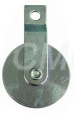 2.5′′ Rope Pulley with Regular Straps (22cm) , Steel / Poultry Farm Equipment Components pictures & photos