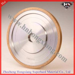 High Quality Diamond Flat Edge Wheel Pencil Wheel for Glass pictures & photos