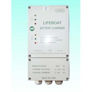 Lifeboat Battery Charger (CD4212-2)