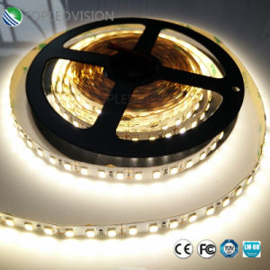 High Bright SMD2835 LED Strip 60LEDs/M with TUV Ce pictures & photos