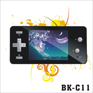 2.4 Inch TFT Digital MP4 Player (BK-C11)