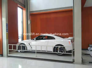 High Rise Four Post Parking Car Elevator (SJD) pictures & photos