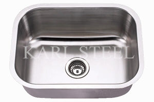 "American Standard Undermount 3218 32""X18""X10"" Hand Made Single Bowl Stainless Steel Sink pictures & photos"