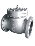 Swing Carbon Steel Check Valve pictures & photos