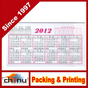 Custom Imprint Desk Calendar (4318) pictures & photos
