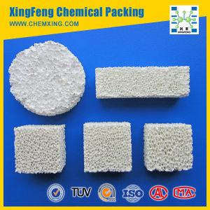 Alumina Foam Ceramic Filter for Alumina or Aluminium Alloy Casting pictures & photos